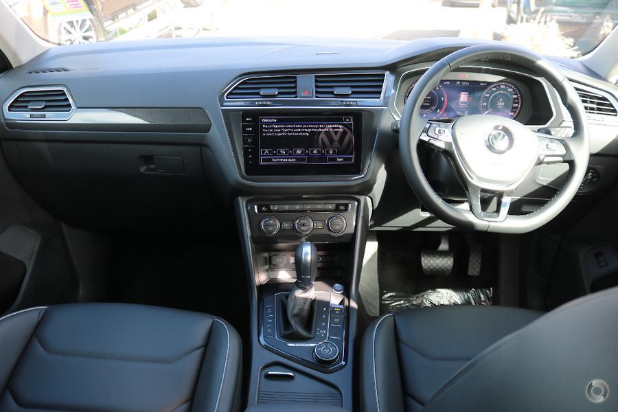 2018 Volkswagen Tiguan 140tdi Highline 5n Wakeling Automotive