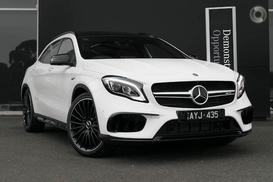 2018 Mercedes-Benz <br>GLA 45