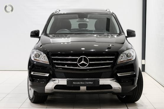 2012 Mercedes-Benz ML 250