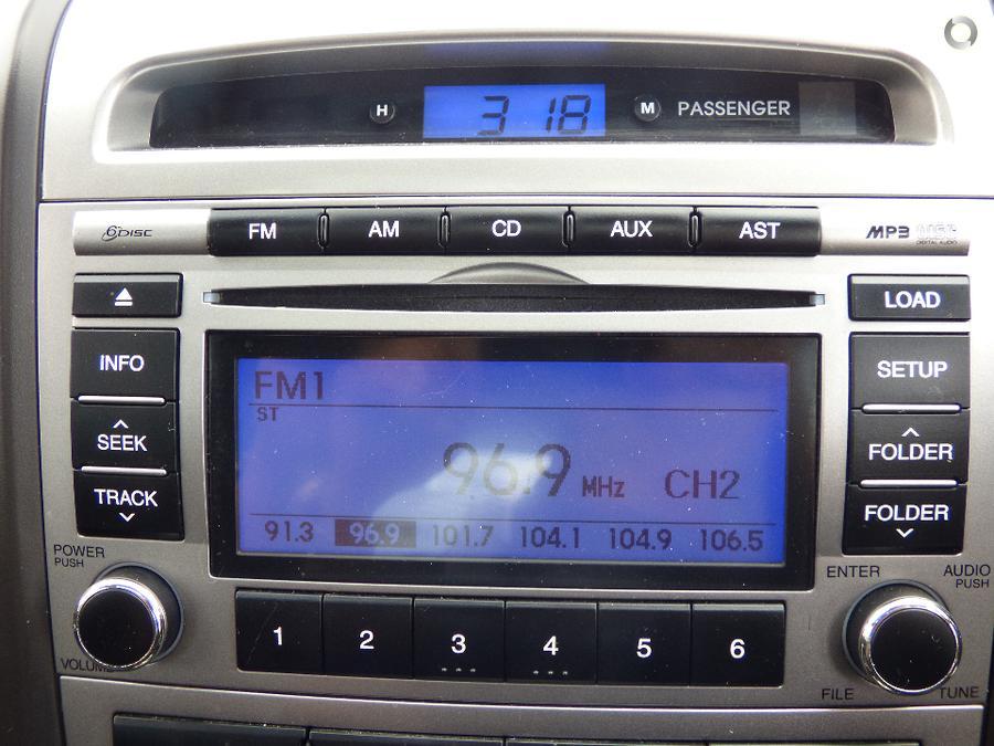 2010 Hyundai Santa Fe Highlander CM