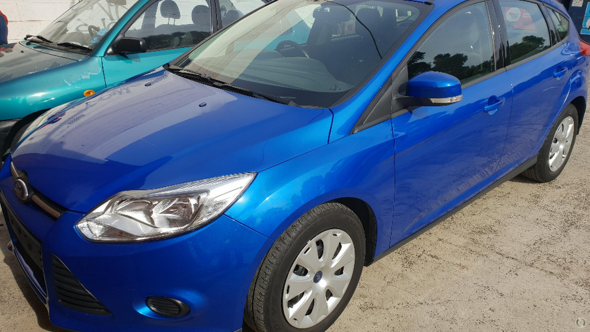 2013 Ford Focus LW MKII
