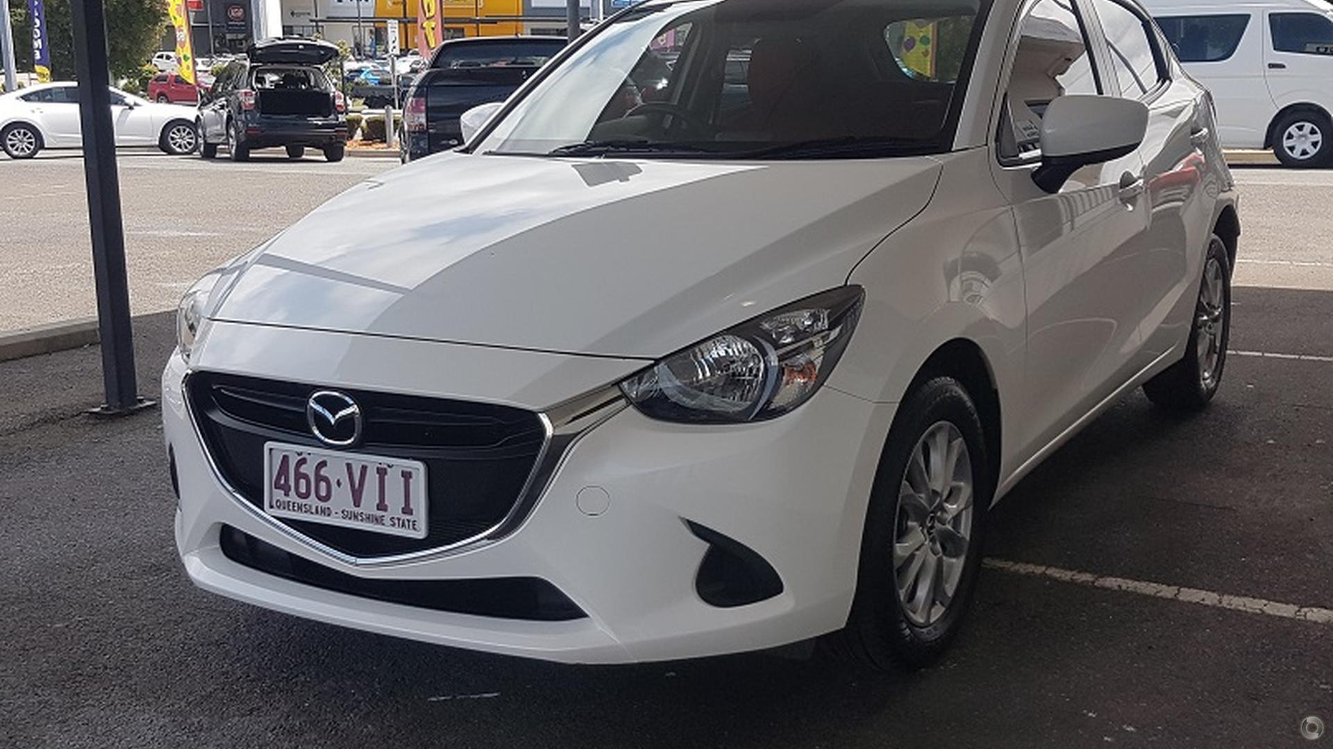 2014 Mazda 2 Maxx