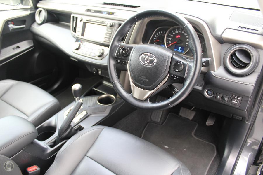 2015 Toyota Rav4 GXL ZSA42R