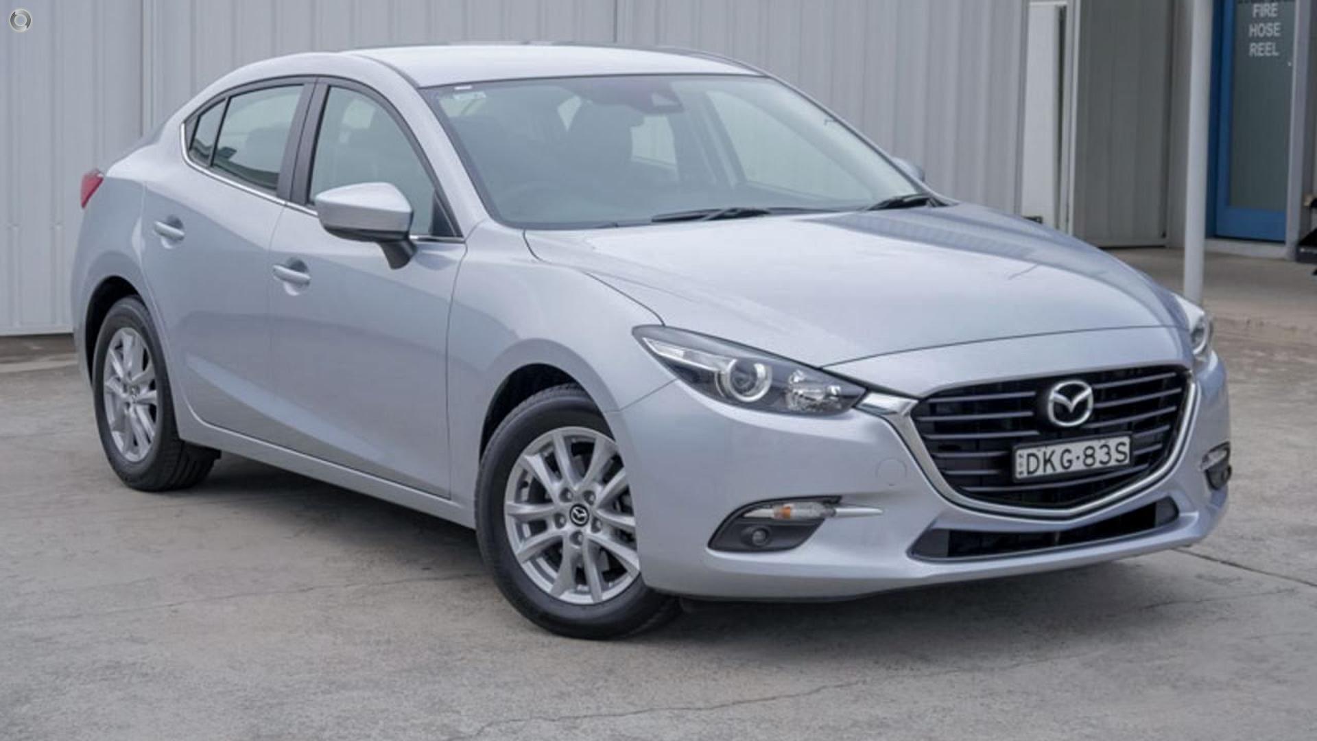 2016 Mazda 3 BN Series