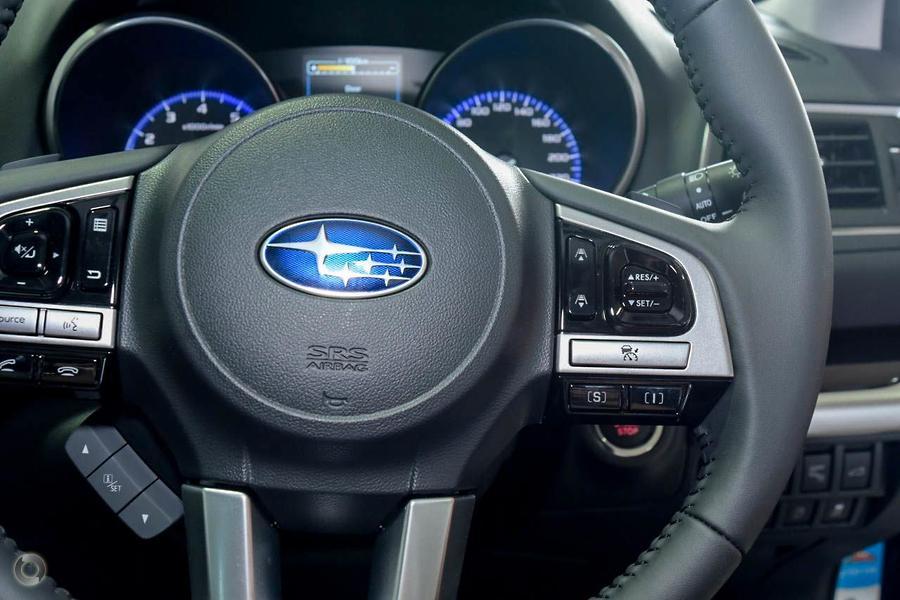 2017 Subaru Outback 2.5i Premium 5GEN