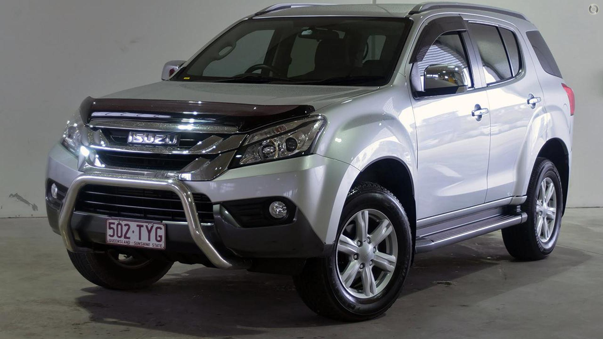 2014 Isuzu Mu-x LS-T (No Series)