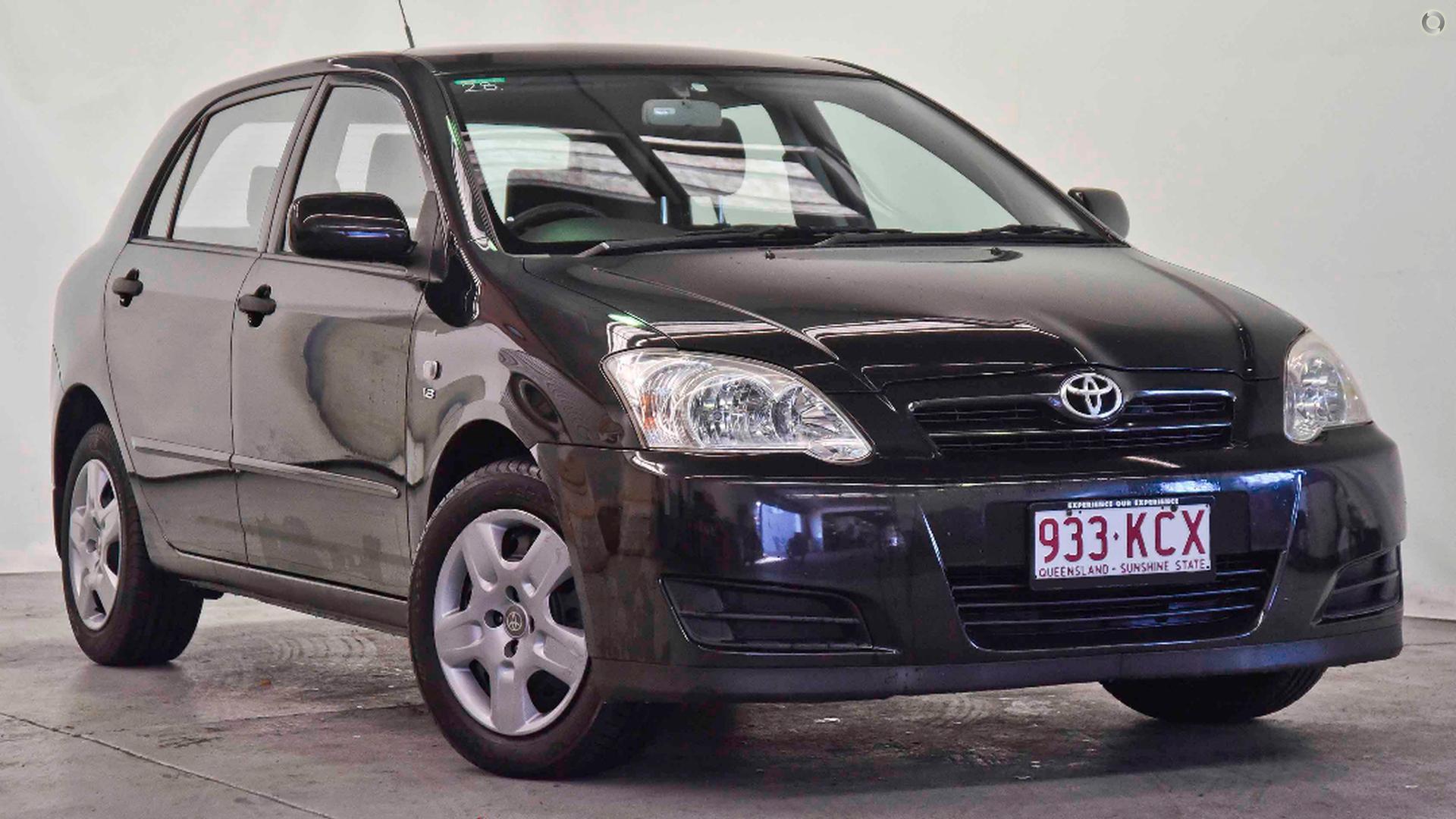 2006 Toyota Corolla Ascent