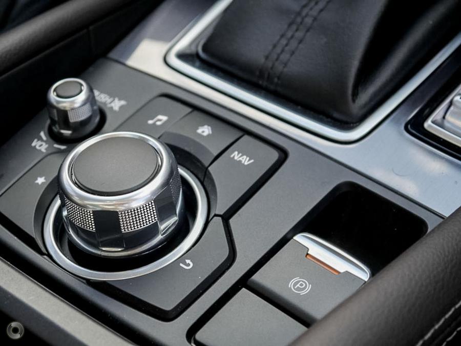 2017 Mazda 6 GT GL Series