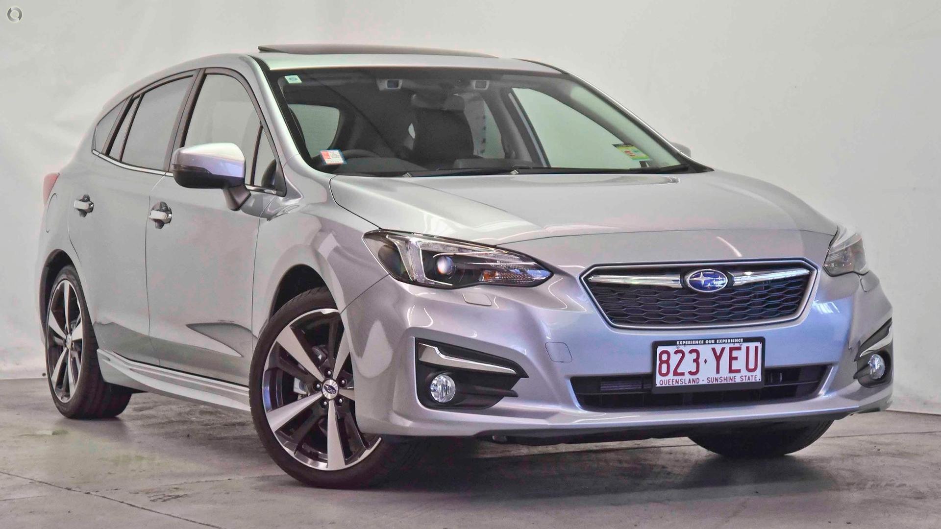 2018 Subaru Impreza 2.0i-s