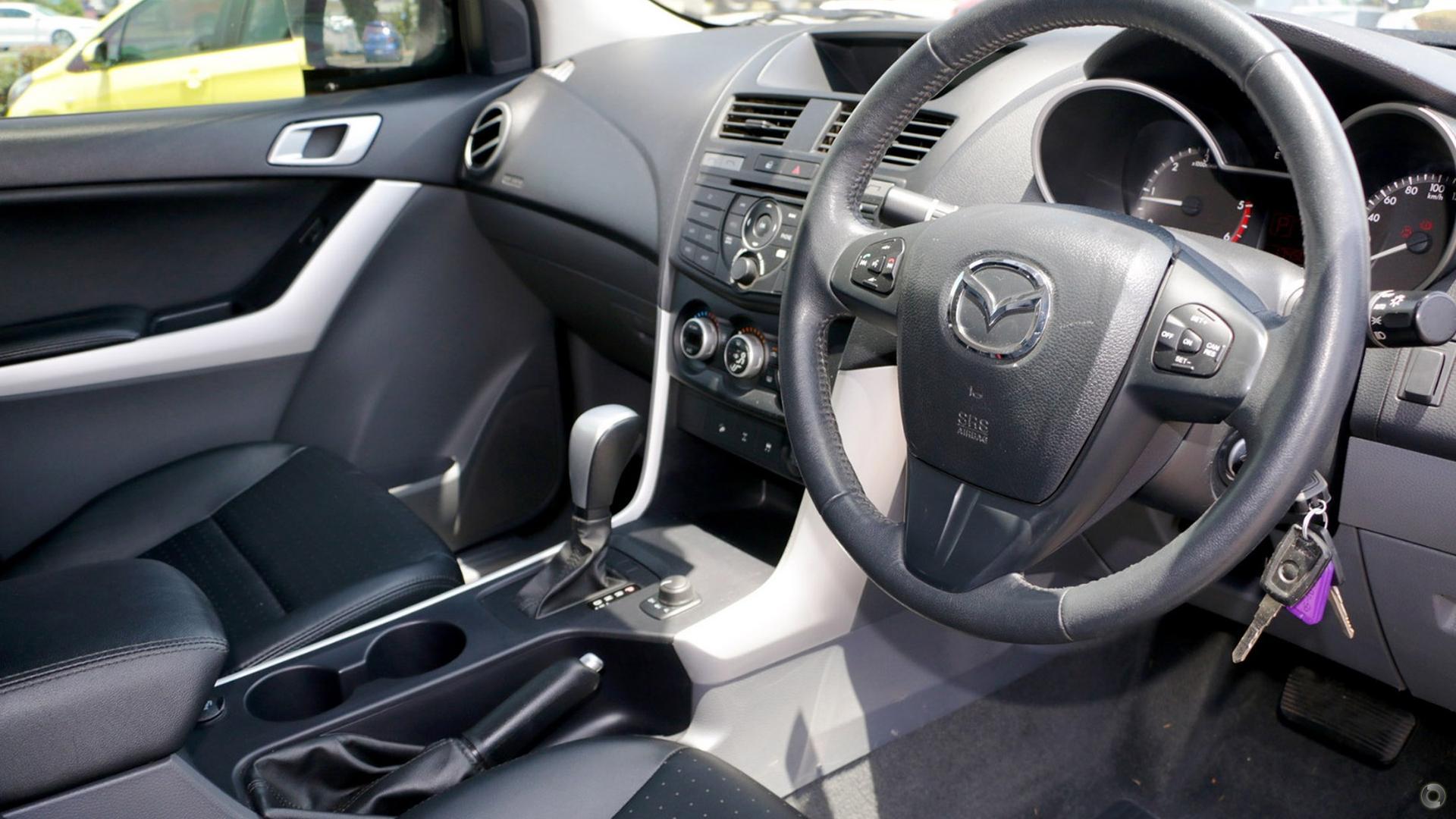 2012 Mazda Bt-50 GT UP