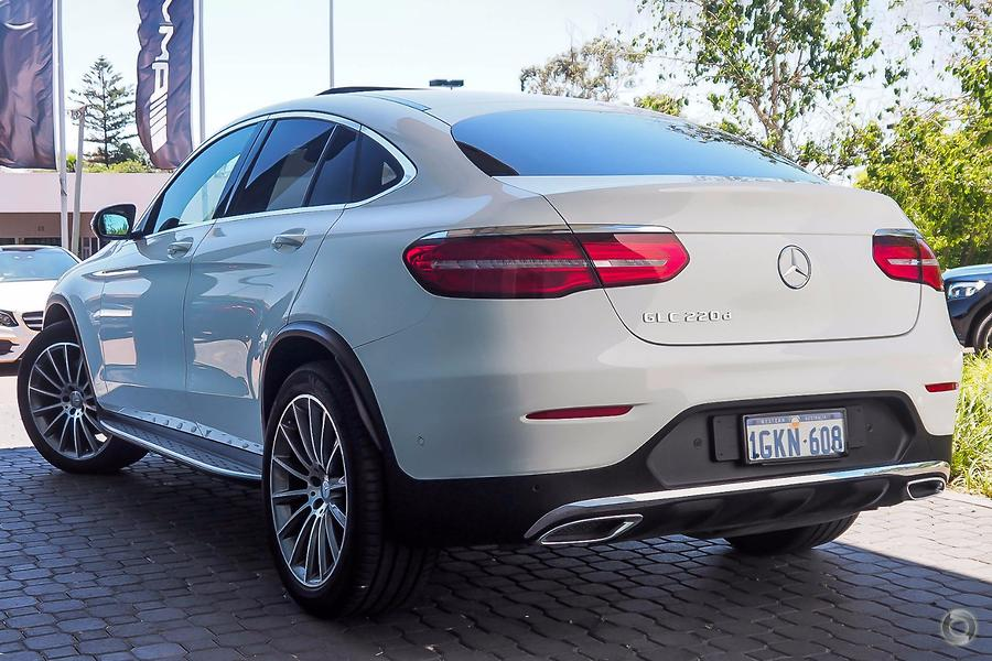 2016 Mercedes-Benz GLC 220 Wagon