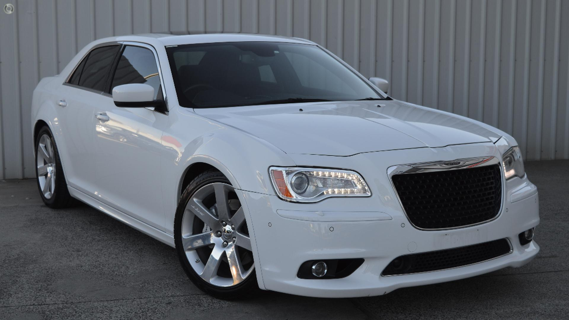 2012 Chrysler 300 SRT-8 LX