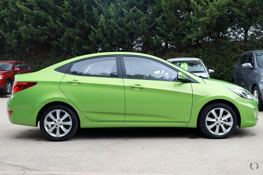 2012 Hyundai Accent Elite RB