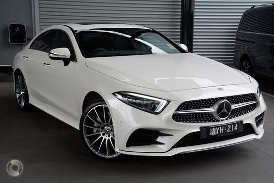 2018 Mercedes-Benz <br>CLS 350