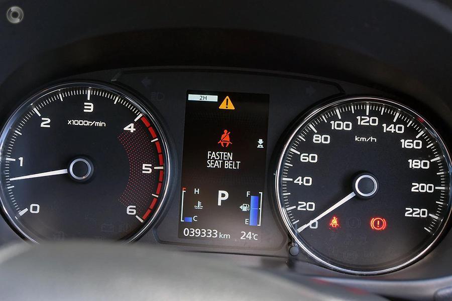 2016 Mitsubishi Pajero Sport GLS QE