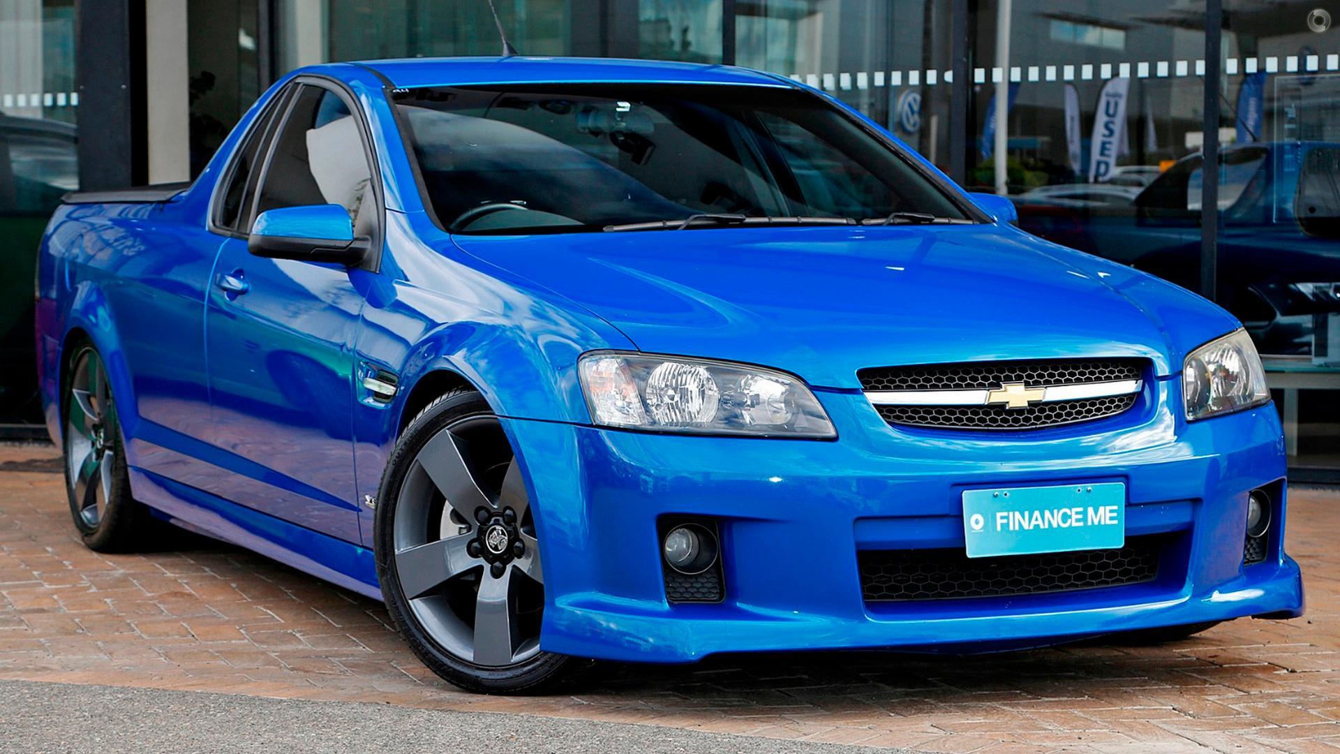 2010 Holden Ute VE