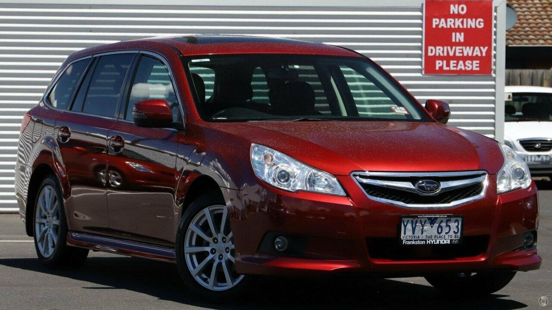 2012 Subaru Liberty 5GEN
