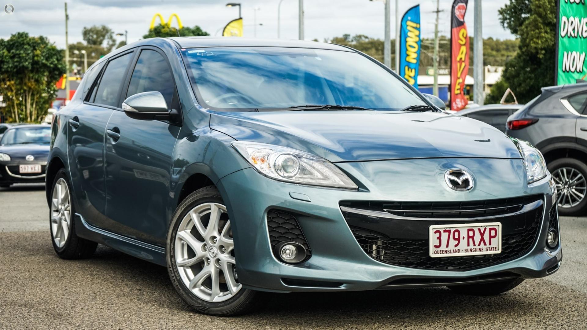 2011 Mazda 3 Sp25