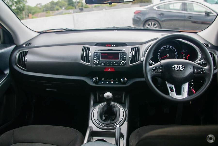 2010 Kia Sportage Si SL