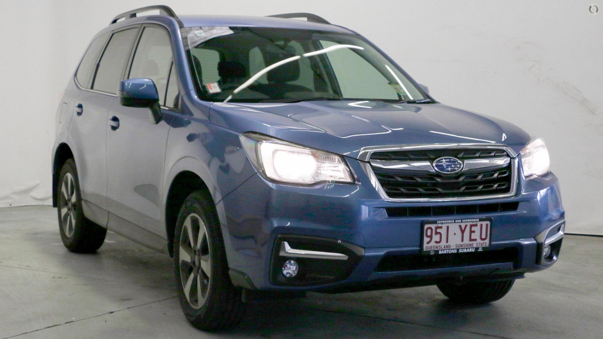 2018 Subaru Forester 2.5i-l