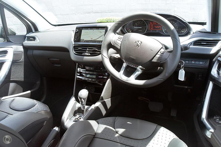 2017 Peugeot 208 Allure A9