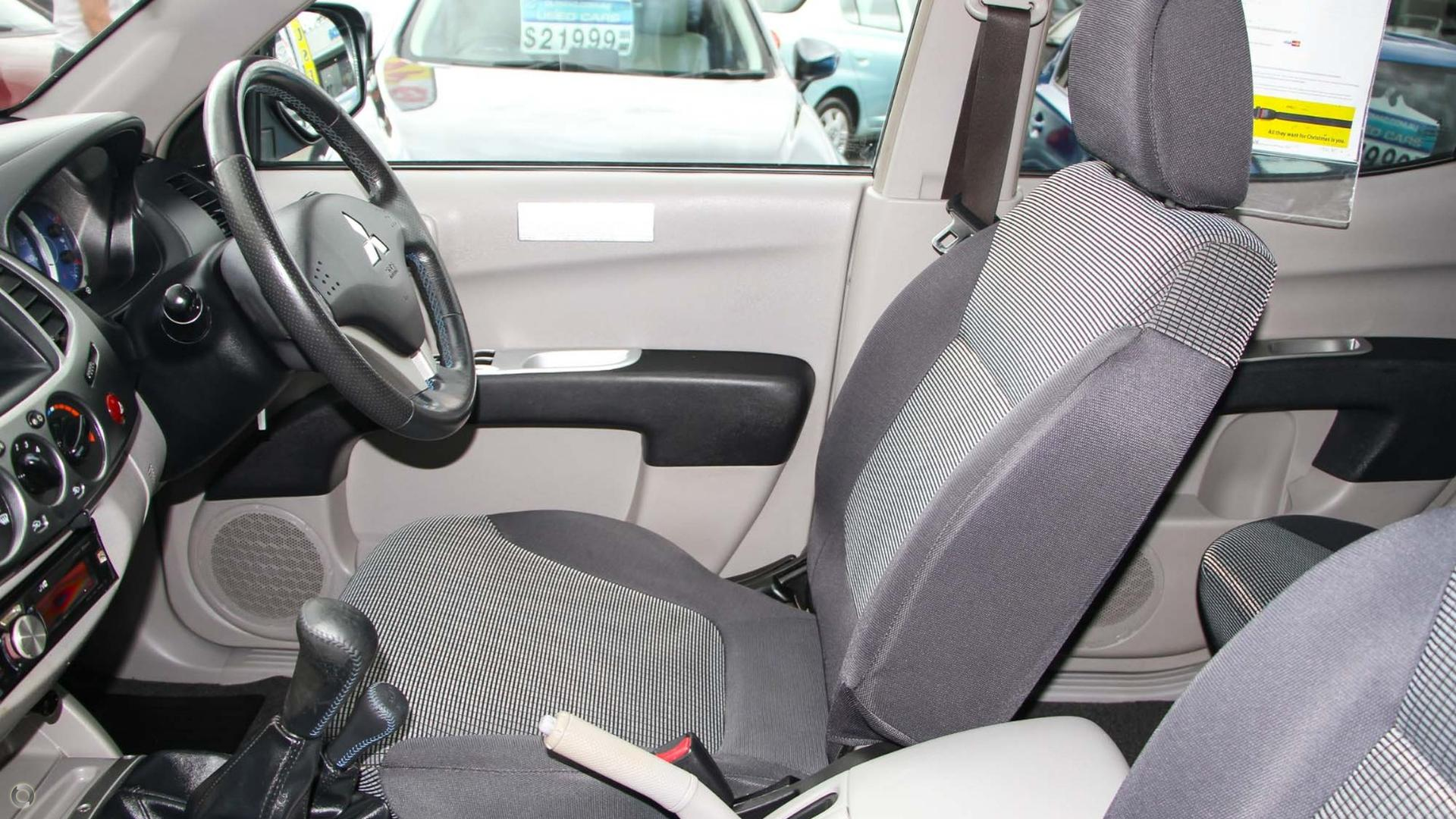 2008 Mitsubishi Triton GLX-R ML