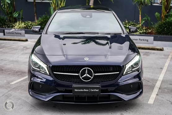 2017 Mercedes-Benz CLA 200