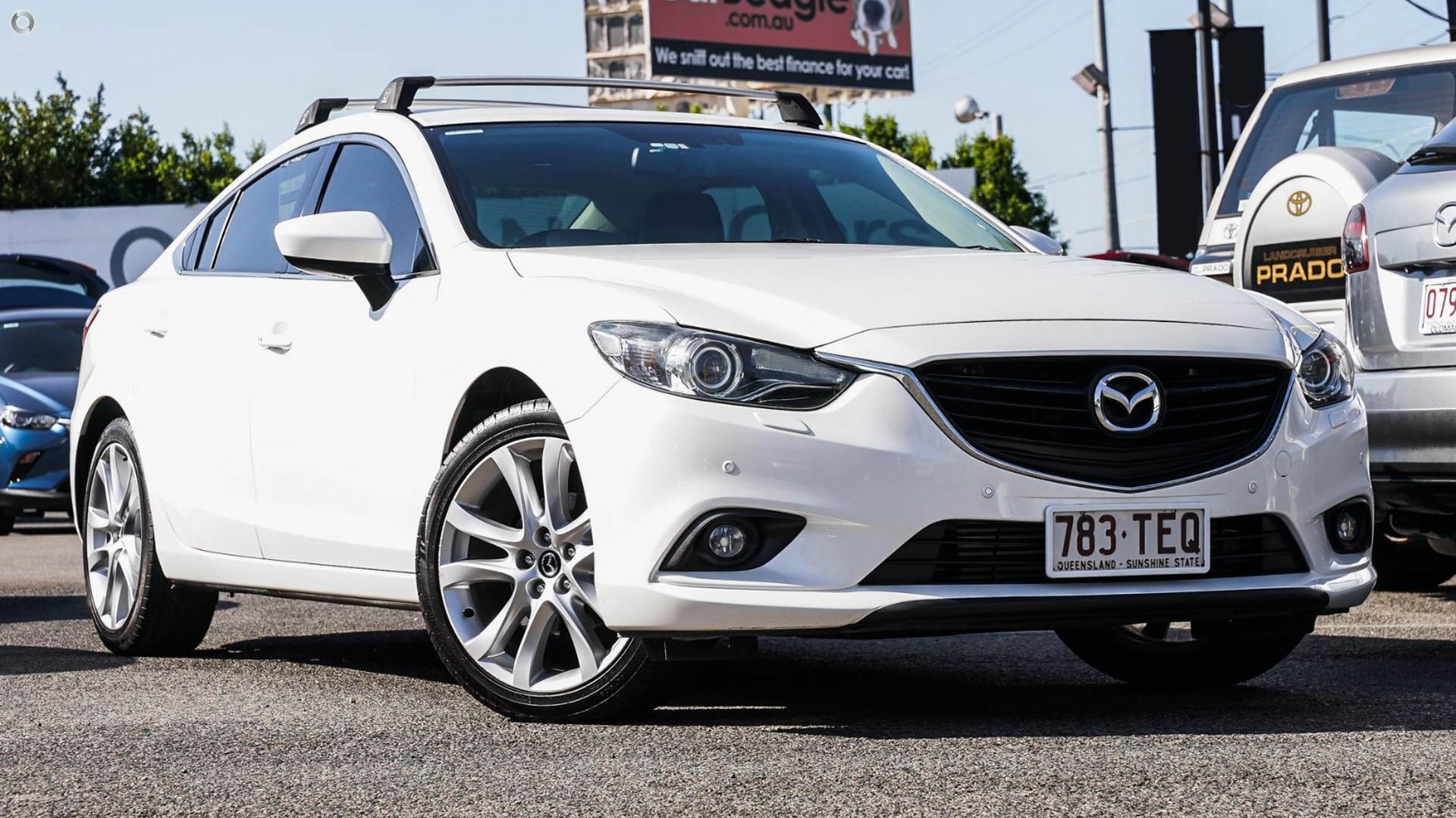 2012 Mazda 6 Gt