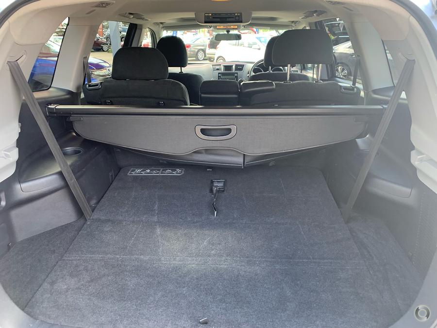 2009 Toyota Kluger Altitude GSU45R