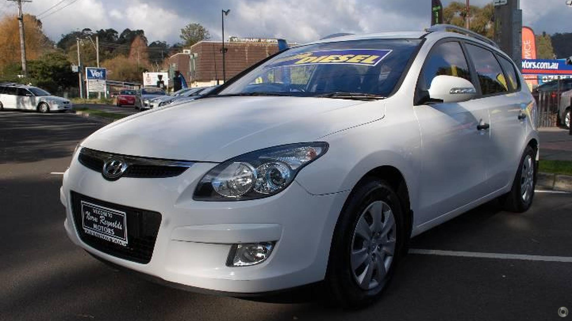 2010 Hyundai I30 Fd