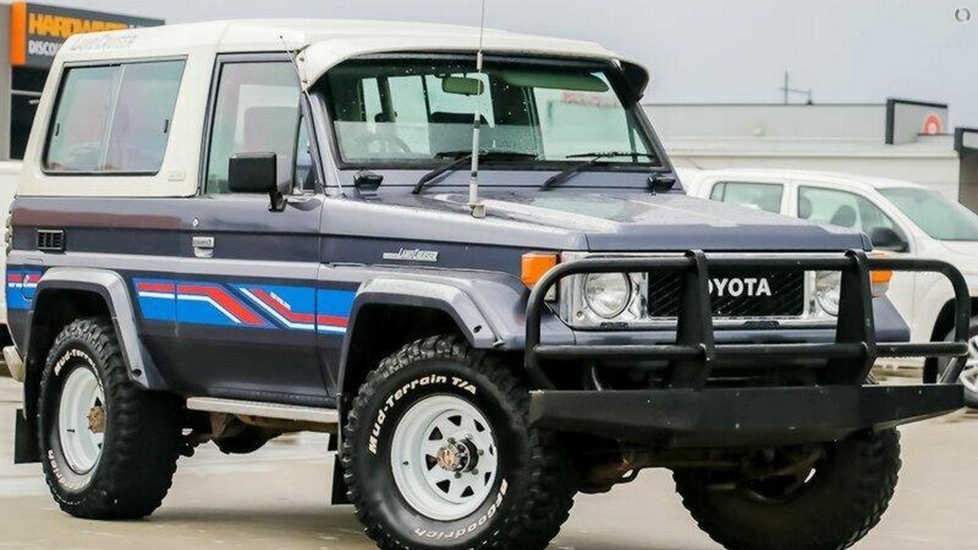 1985 Toyota Landcruiser FRP LX DL FJ73