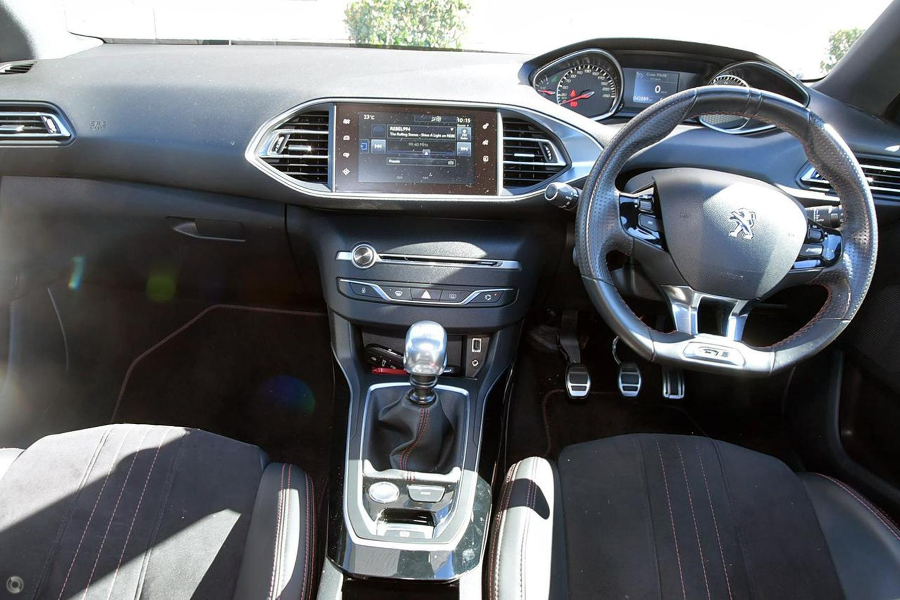 2015 Peugeot 308 GT T9