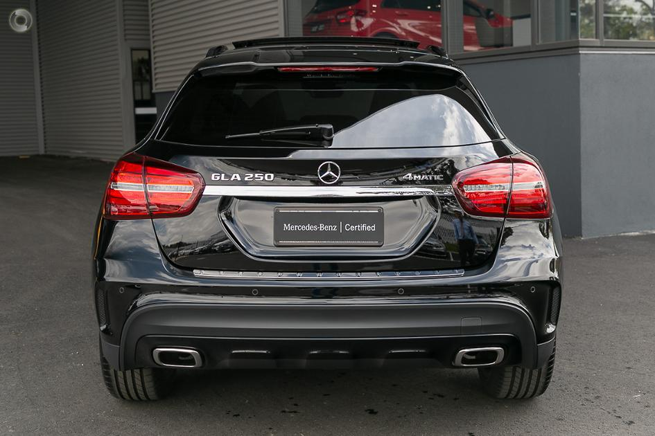 2017 Mercedes-Benz GLA 250 Wagon