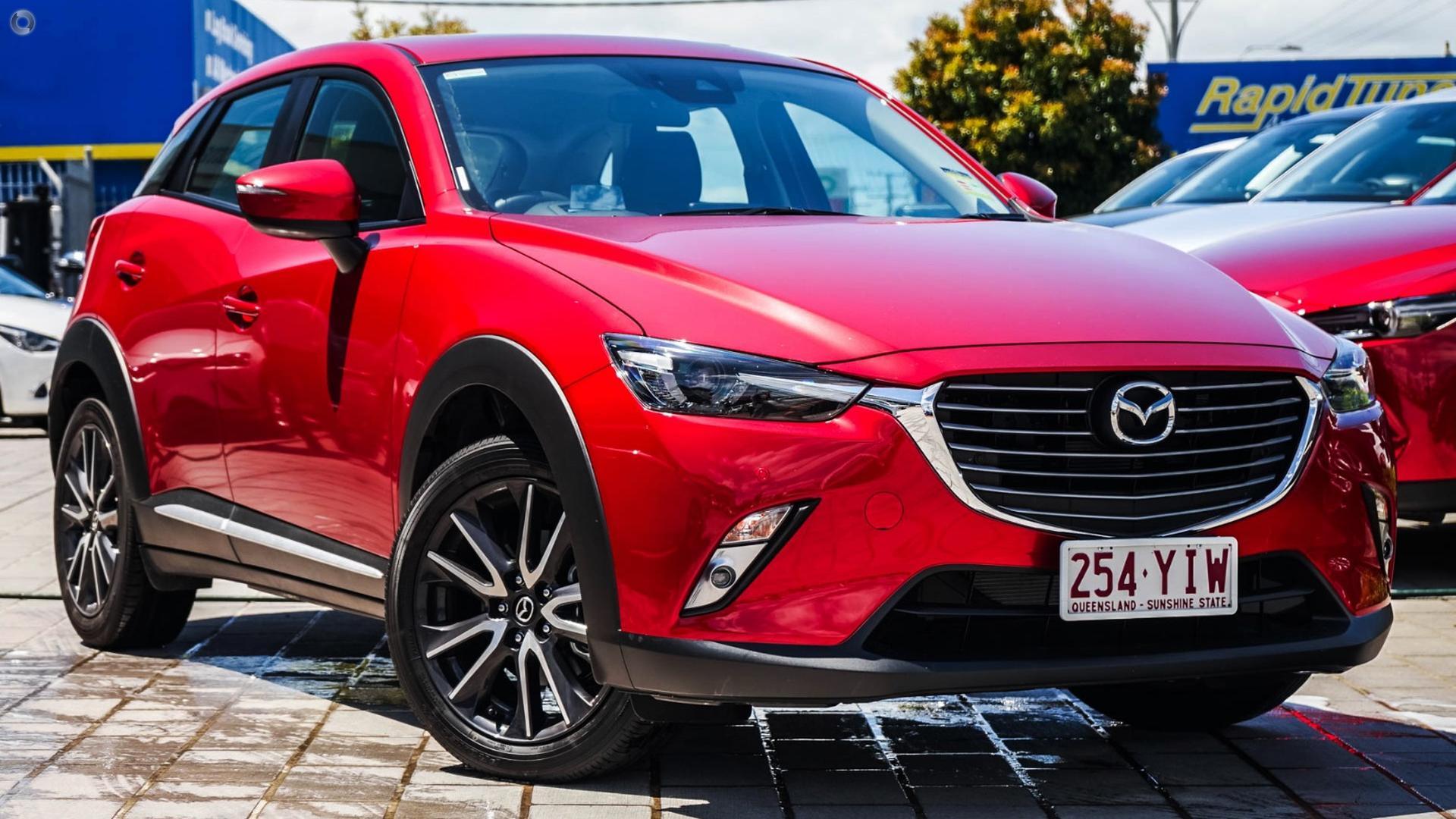 2018 Mazda Cx-3 Akari