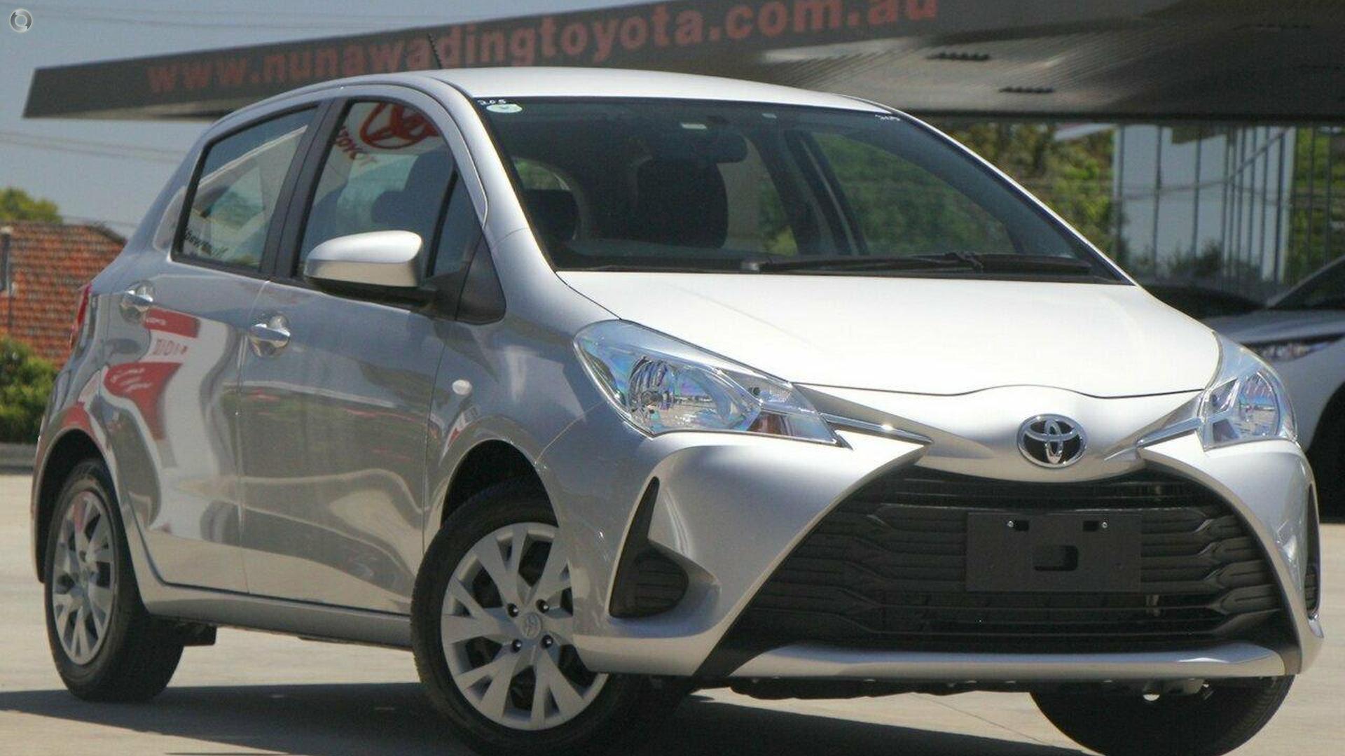 2017 Toyota Yaris NCP130R