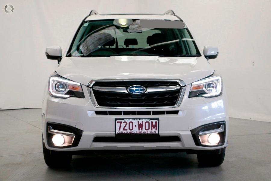 2016 Subaru Forester 2.0D-S S4