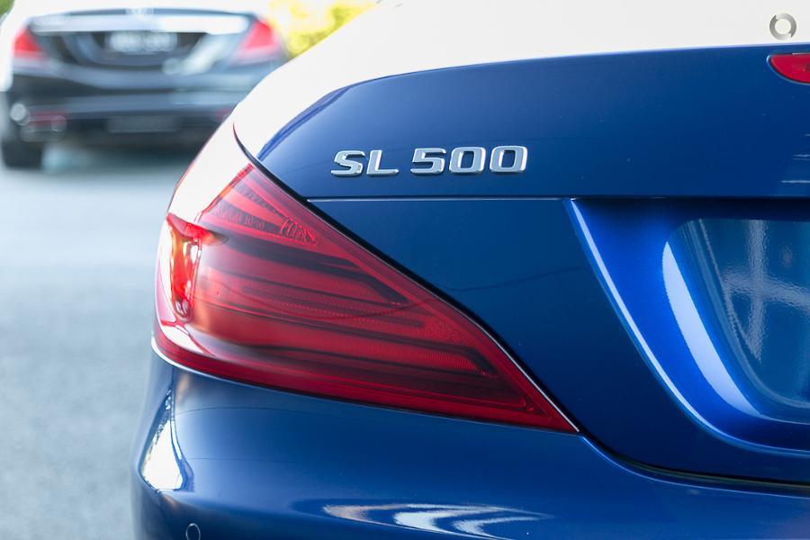 2016 Mercedes-Benz SL 500 Roadster