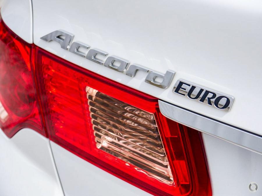 2012 Honda Accord Euro  8th Gen