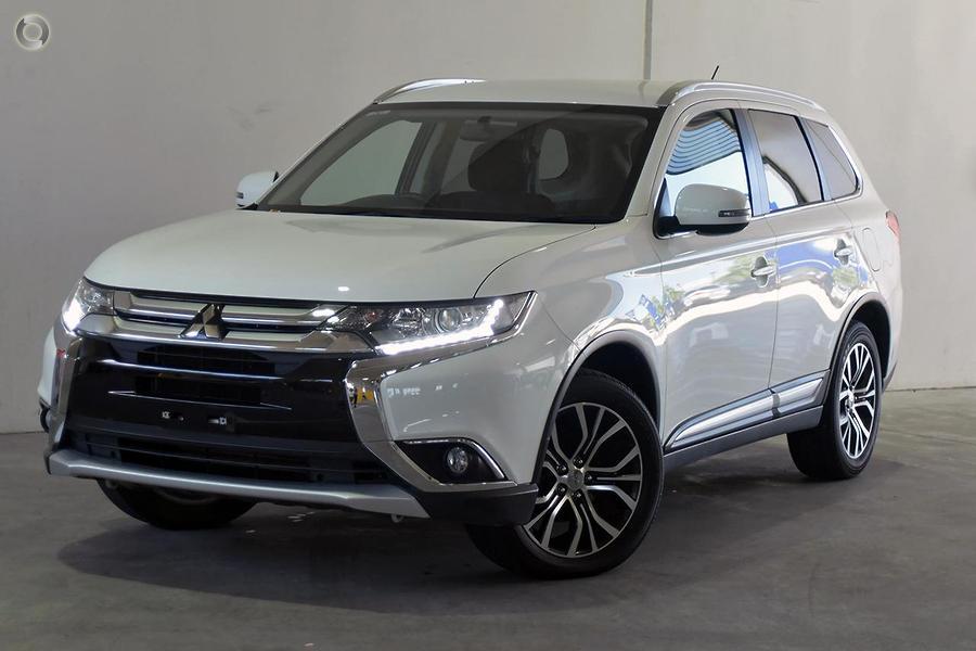 2016 Mitsubishi Outlander LS ZK