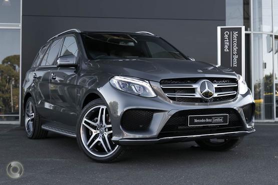 2017 Mercedes-Benz GLE 500