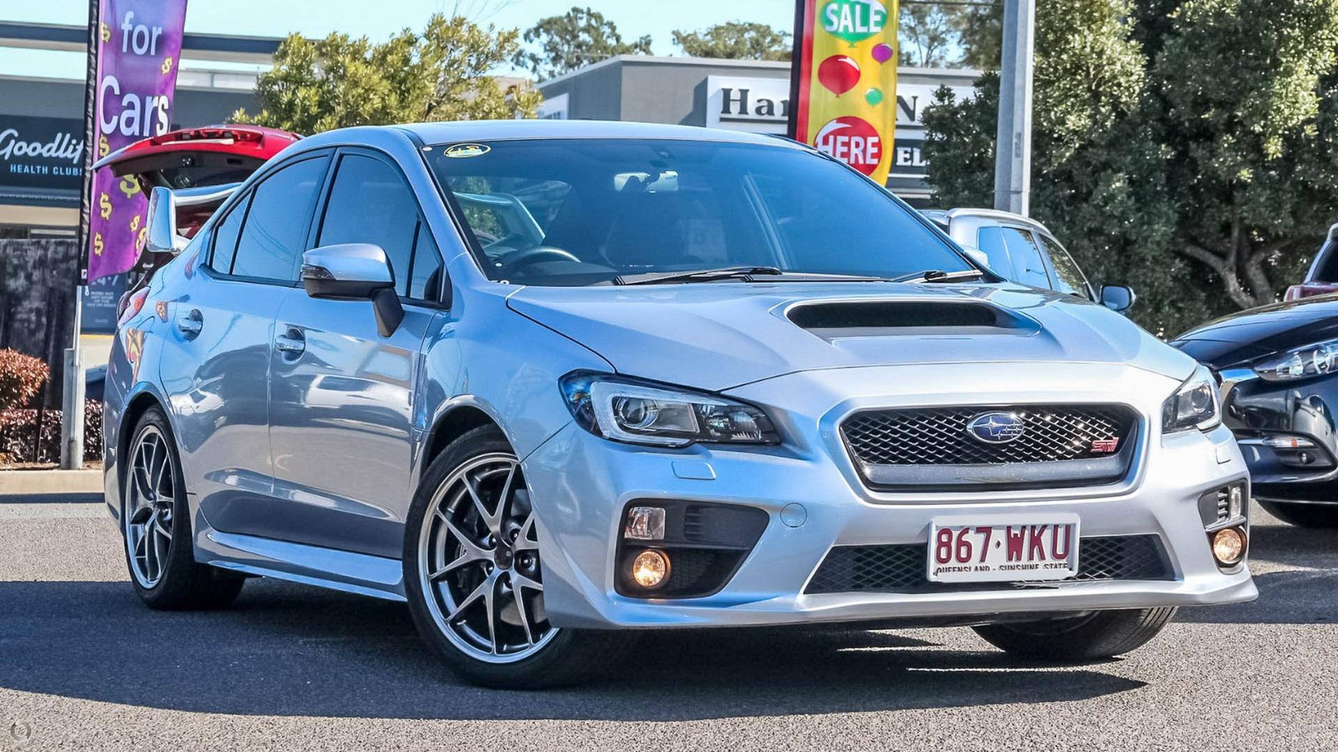 2014 Subaru Wrx Sti Premium
