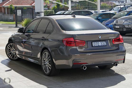2015 BMW 340 i M Sport