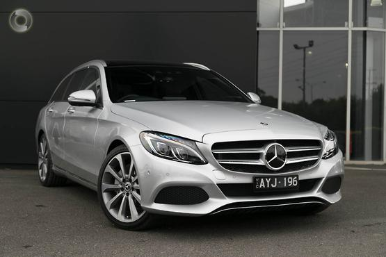 2018 Mercedes-Benz <br>C 250