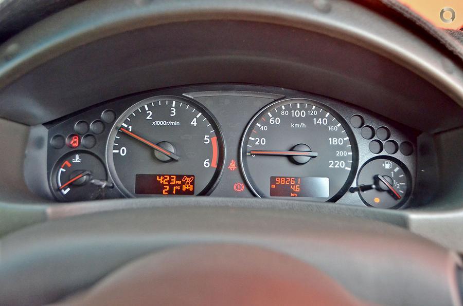 2012 Nissan Navara ST 25th Anniversary D40 Series 6