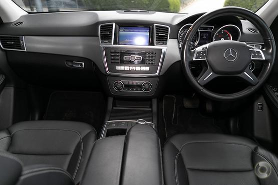 2015 Mercedes-Benz ML 250