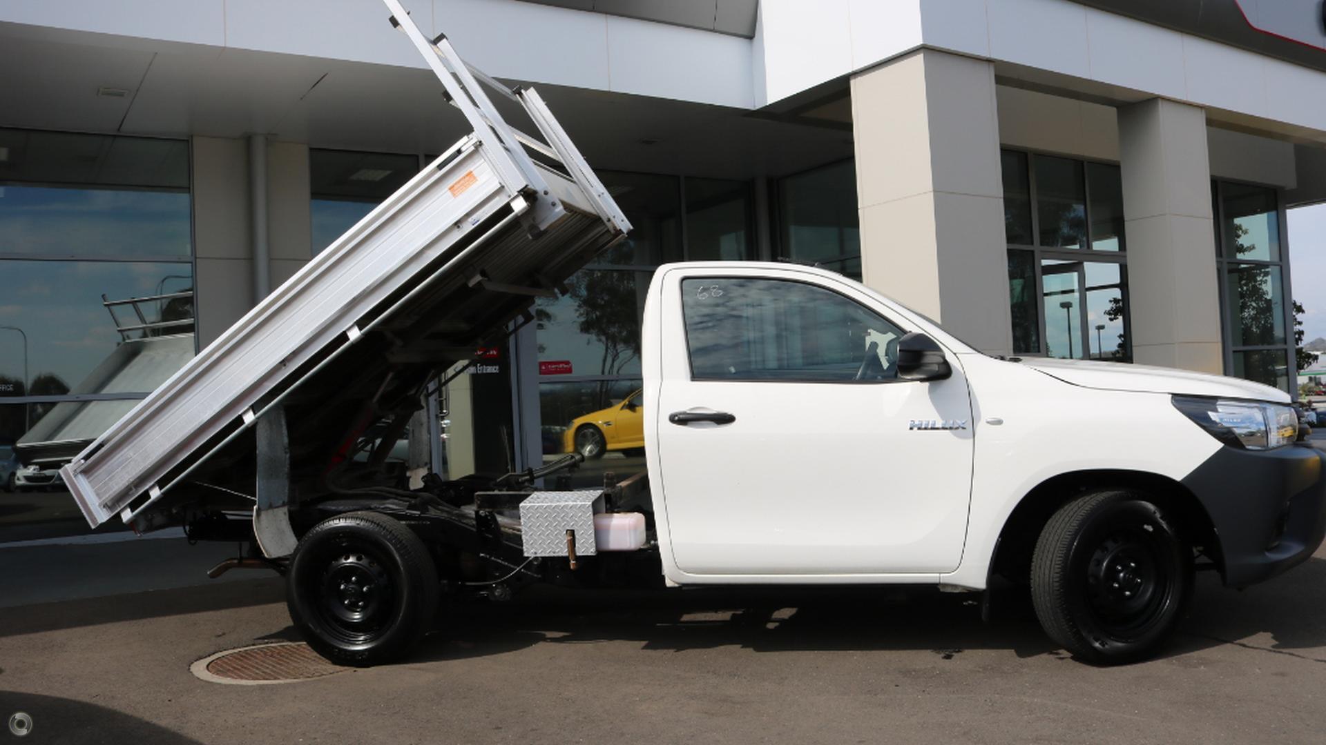 2015 Toyota Hilux TGN121R