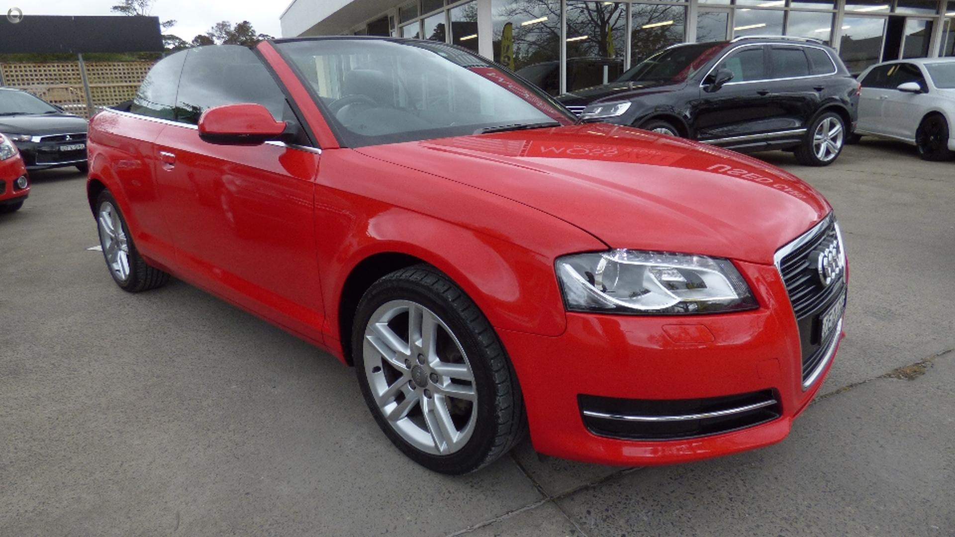 2011 Audi A3 TFSI Attraction 8P