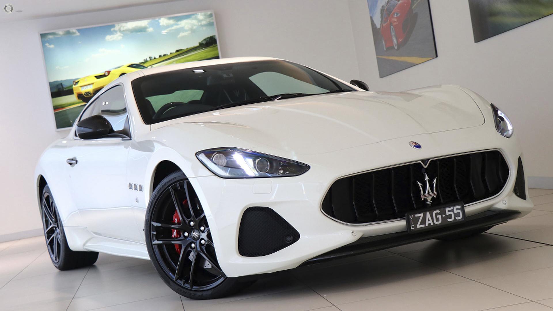 2018 Maserati GranTurismo M145