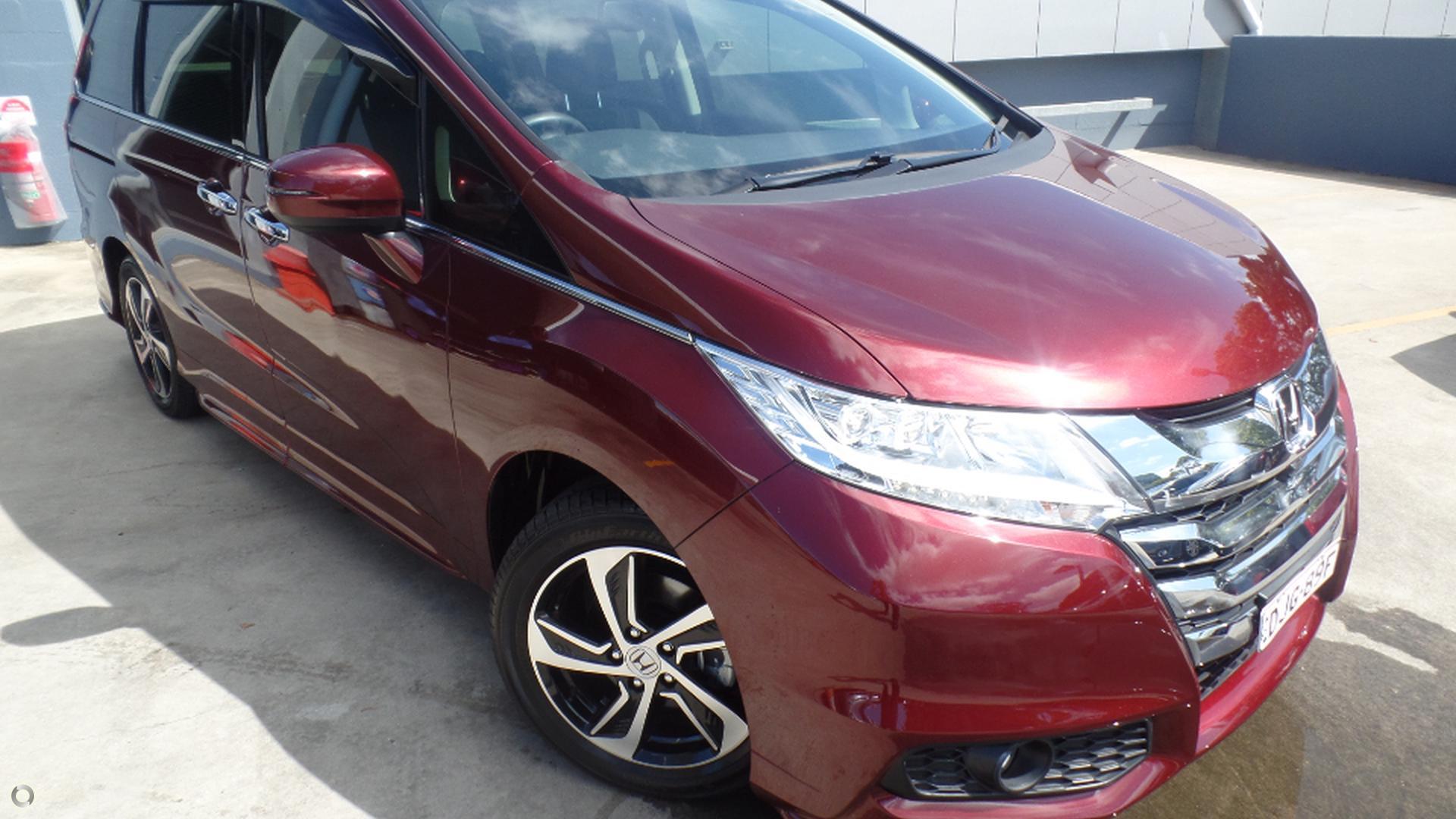 2016 Honda Odyssey 5th Gen