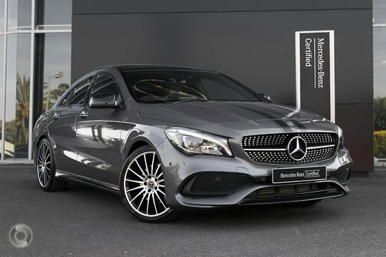 2017 Mercedes-Benz CLA 250
